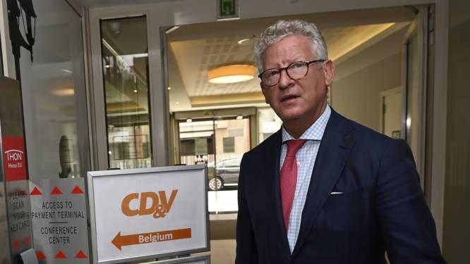 """Pieter De Crem klust bij in Raad van Bestuur Elia: """"Ik zit daar niet omdat ik goed aardbeienconfituur kan maken"""""""