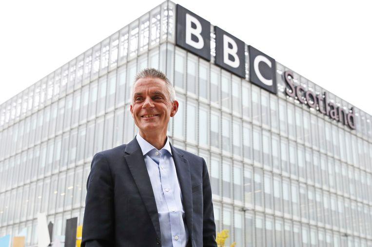 Tim Davie, de nieuwe BBC-topman.  Beeld AP