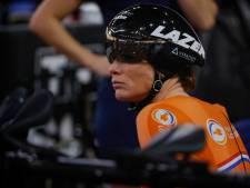 Kirsten Wild weet op de wielerbaan alweer wat winnen is, de beste op het omnium