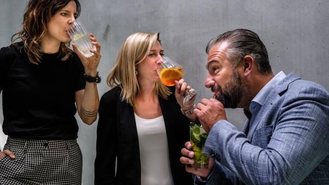 """Horecaman Stijn De Graaf maakt lekkere en gezonde niet-alcoholische aperitief: """"Knop omgedraaid toen ik hartproblemen kreeg"""""""