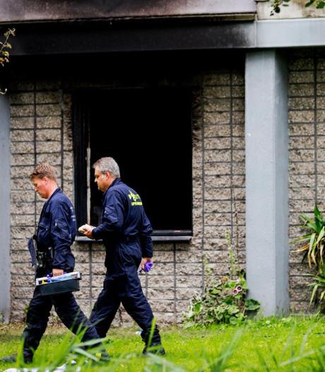 Tot 16 jaar cel voor drietal om fatale flatbrand Diemen