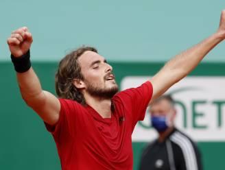 Tsitsipas klopt Rublev in finale Monte Carlo