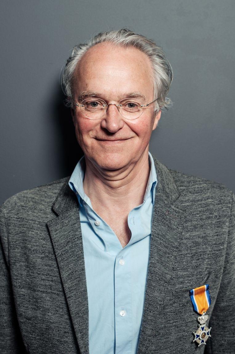 Sociaal ondernemer Paul Malschaert. Beeld Jakob van Vliet