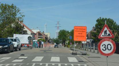 Fabriekstraat gaat jaar dicht voor heraanleg en wordt daarna uitgerust met trajectcontrole