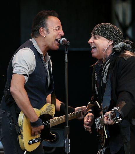 Dankzij Little Steven werd Bruce Springsteen frontman: 'Hij zat er eerst niet op te wachten'