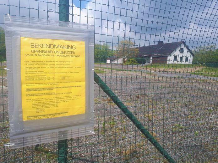 Het openbaar onderzoek rond de omgevingsvergunning voor een McDonald's op de hoek van de Moorseelsesteenweg en de Oude Zilverbergstraat loopt.