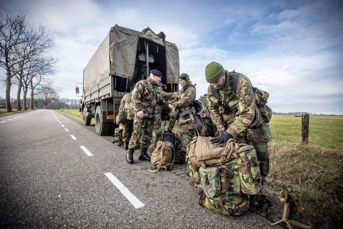 De komende weken kunnen er patrouilles rondlopen binnen de regio.