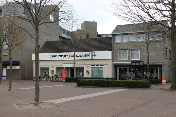 Vervoort Schoenen in Veghel.