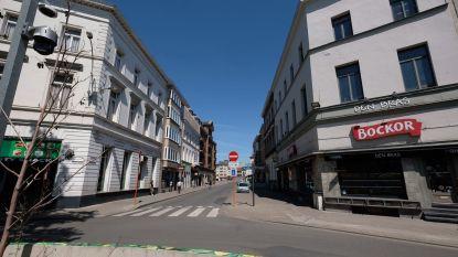 Uitgaansbuurt nabij station in Kortrijk wordt verkeersvrij om terrassen tot op straat te zetten