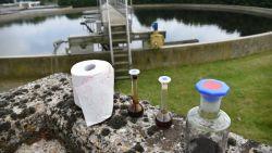 Primeur: gebruikt wc-papier ingezet om rioolwater schoner te maken
