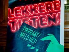 Nog even vaak nagefloten, nagesist, nagetoeterd of om seks gevraagd: in vier jaar is er weinig veranderd in Rotterdam