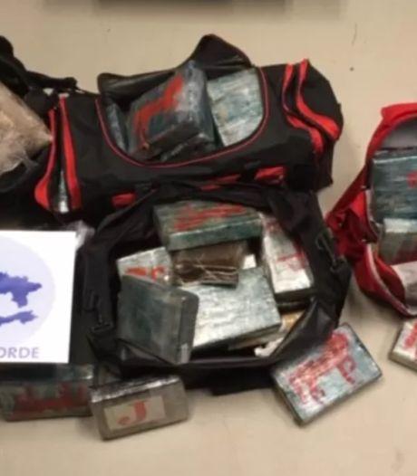 La police de Hal-Vilvorde met la main sur 70 kilos de cocaïne