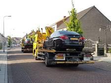 Auto's in beslag genomen in Clinge bij verdachte hennepzaak