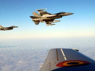 Belgische F-16's nemen deel aan prestigieuze oefening in Nevada