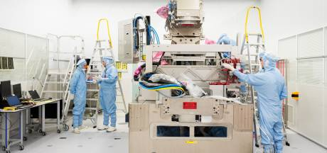 ASML in Veldhoven investeert het meeste in hightech onderzoek in Nederland