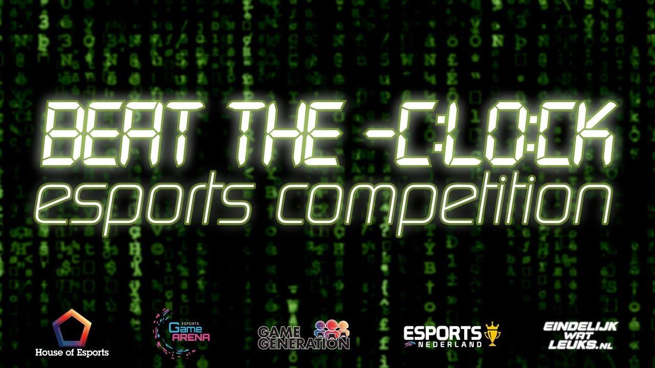 Beat the Clock is een initiatief van meerdere game-gerelateerde organisaties die vermaak voor jongeren vanaf 13 jaar willen bieden in tijden van de avondklok.