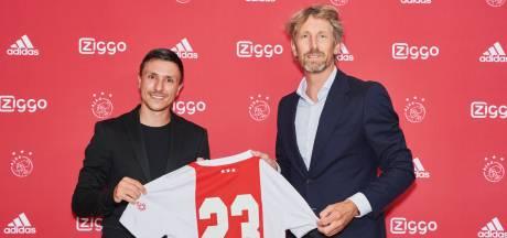 Steven Berghuis twijfelde niet over Ajax: 'Niet zomaar een stap, maar ik sta er helemaal achter'