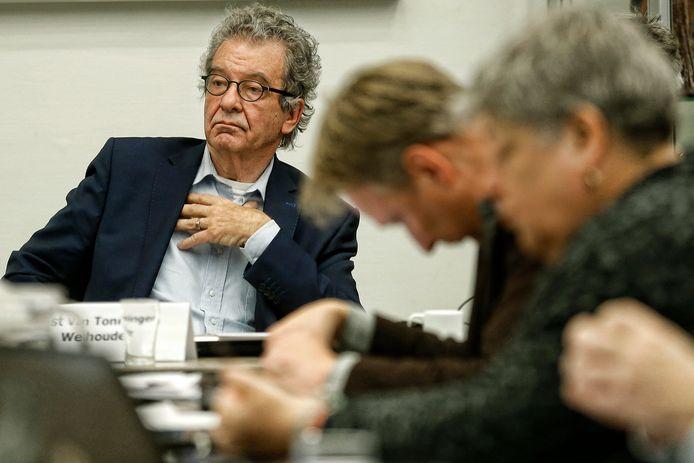Wethouder Rost van Tonningen onder vuur in de gemeenteraad