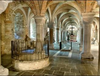 Crypte van Sint-Hermes gaat één jaar dicht voor restauratiewerken