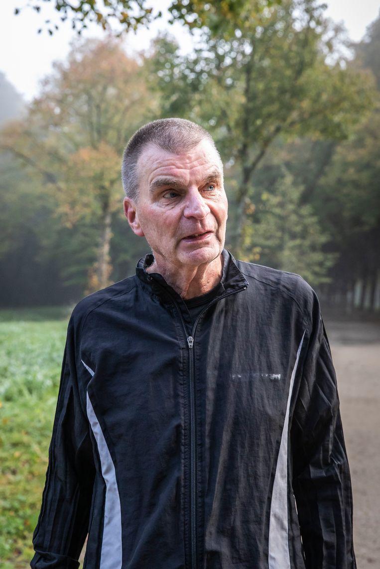 Simon Pols: 'Ik ben verslaafd, volgens mij, een beetje boel verslaafd.' Beeld Dingena Mol