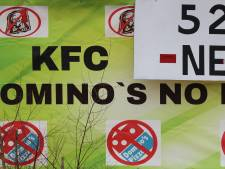 Zeelst ziet bouw nieuwe KFC en Domino's in Veldhoven niet zitten: ruim 500 bezwaren