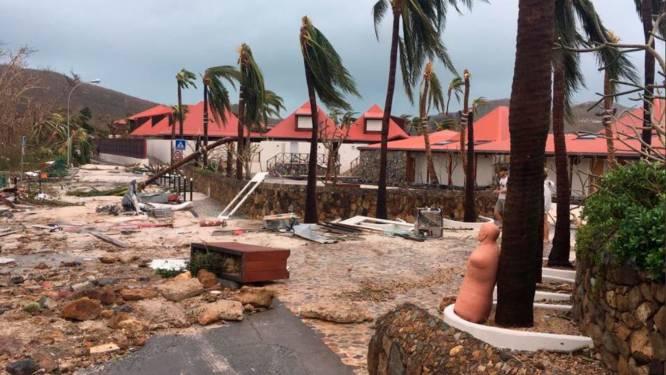 Irma nu orkaan van categorie 4