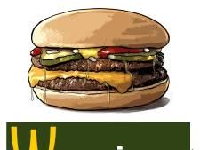 Roos en Sveva willen een McDonald's in Wageningen, de enige universiteitsstad zonder fastfoodketen