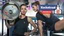 Chiara met haar vriendin Anouk die ze leerde kennen tijdens een sollicitatie voor haar eetcafé Peetje Klakke. Anouk zal zich deze zomer vooral met de uitbouw van Chiara's nieuwe zaak Bar Bièra's bezighouden.
