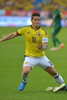 James bezorgt Colombia noodzakelijke zege