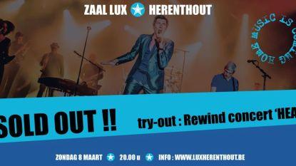 Concert Soulsister in Zaal Lux in twee dagen uitverkocht