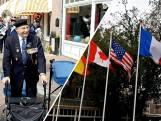 Veteraan Max Wolff (95) is bij gure herdenking capitulatie: 'Maar in 1944 in de Ardennen was het kouder'