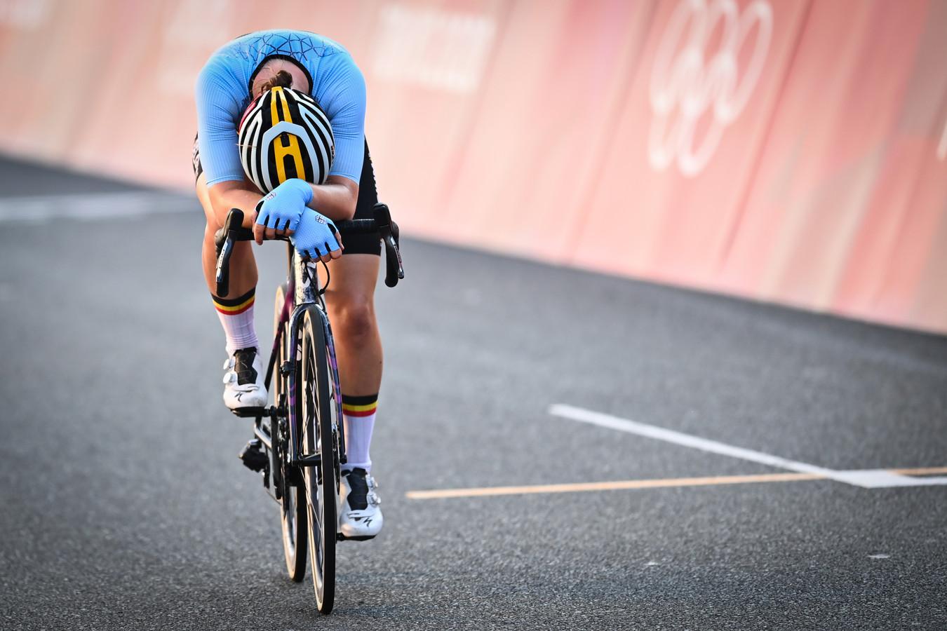 Il n'a manqué que quelques secondes à Lotte Kopecky pour offrir à la Belgique une seconde médaille dans ces Jeux Olympiques. 2018