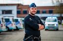 Bram Lambrechts, Politie Antwerpen.