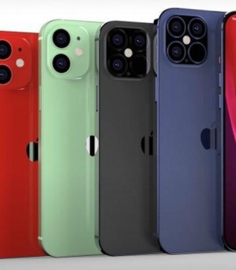 Wat we al weten over de nieuwe iPhone 12 die Apple morgen presenteert