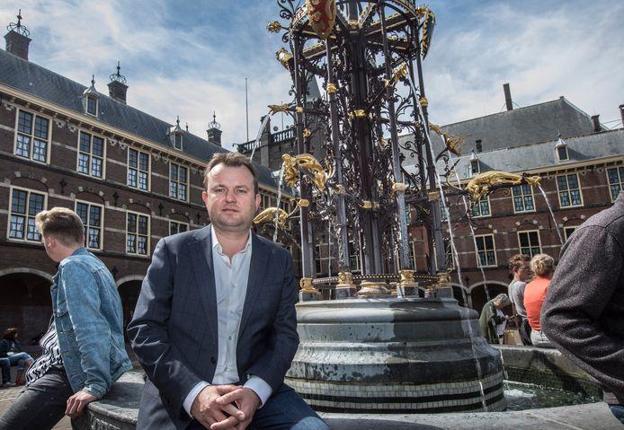 SP-Kamerlid Bart van Kent vindt dat Nissewaard veel te ver is gegaan met het opsporen van bijstandsfraude.