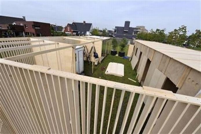 Lekker gluren naar de buren in het hotel | Enschede e.o. | tubantia.nl