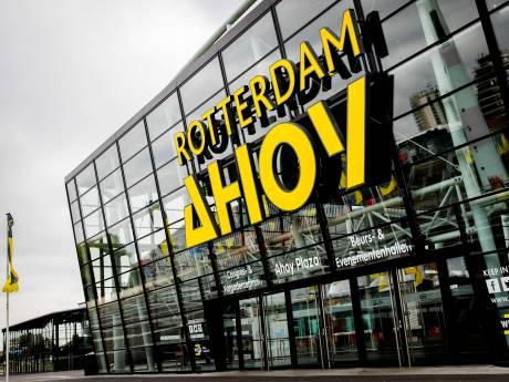 Ook Ahoy stukje verder van de afgrond, gemeente Rotterdam helpt met 11,6 miljoen euro