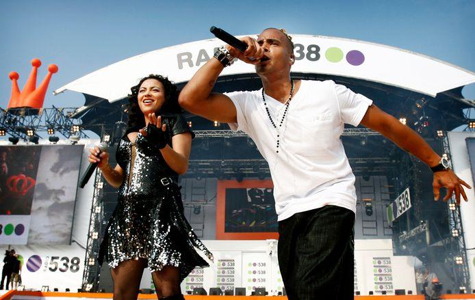 Voor het eerst sinds dertien jaar staan Ray en Anita  in 2009 weer samen op het podium, op het Museumplein in Amsterdam.