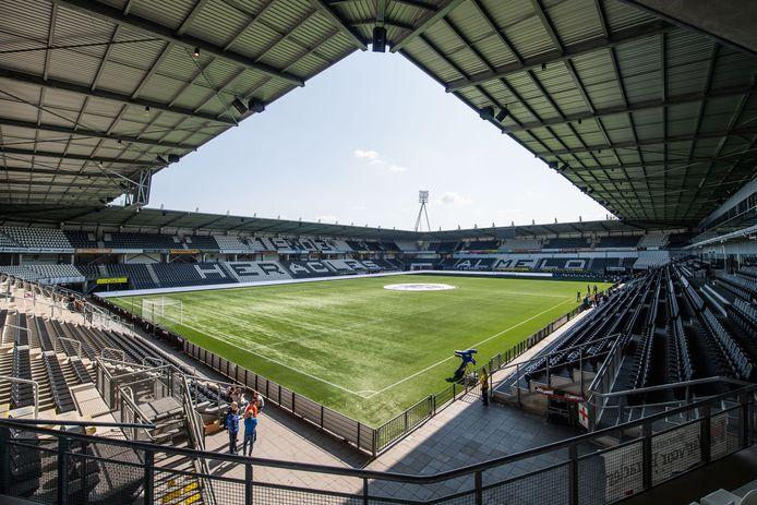 Erve Asito, het stadion van Heracles.