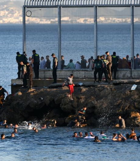 Spanje verrast door massale toestroom Marokkanen