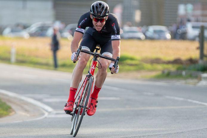 Niels Vandyck traint al maanden alsof hij daags nadien mag koersen.