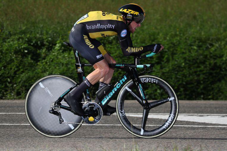 Steven Kruijswijk. Beeld Photo News