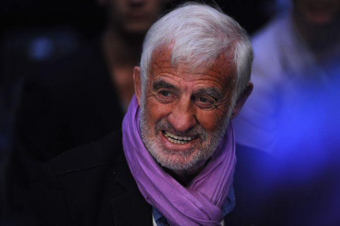 Jean-Paul Belmondo.