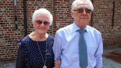 Annie en Werner zijn diamanten paar