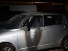 Twee auto's in brand gestoken in Kaatsheuvel