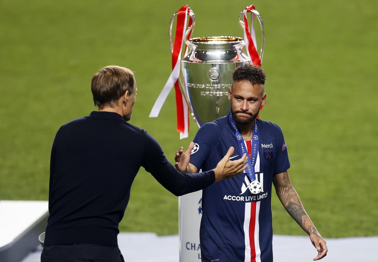 Lukt het Neymar dit seizoen wel om de Champions League te winnen met PSG?
