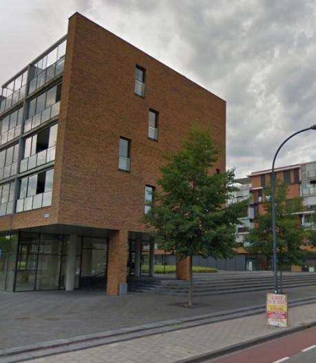 Brasserie in appartementencomplex naast St. Jan Waalwijk