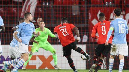 EUROPA LEAGUE. Lazio (met Proto) en Dinamo Kiev stranden in groepsfase