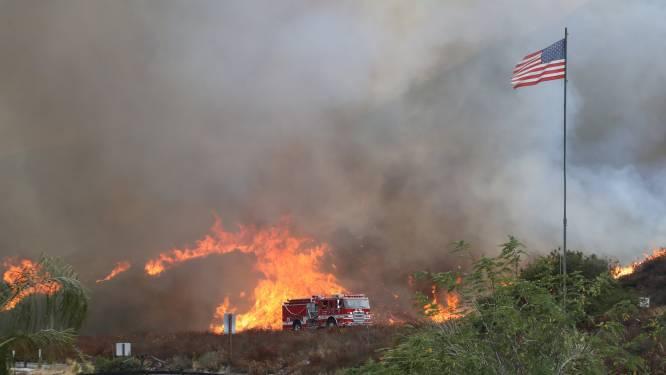 Los Angeles geteisterd door zwaarste bosbranden in haar geschiedenis