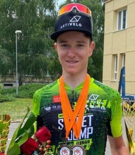 Brabants wielertalent Kramer (17) tekent contract bij Jumbo-Visma Development Team